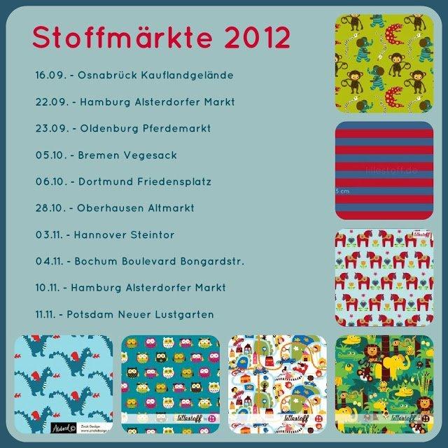 Stoffmarkt 2012 lillestoff