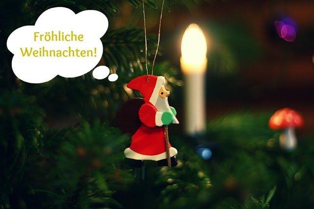 lillestoff Frohe Weihnachten
