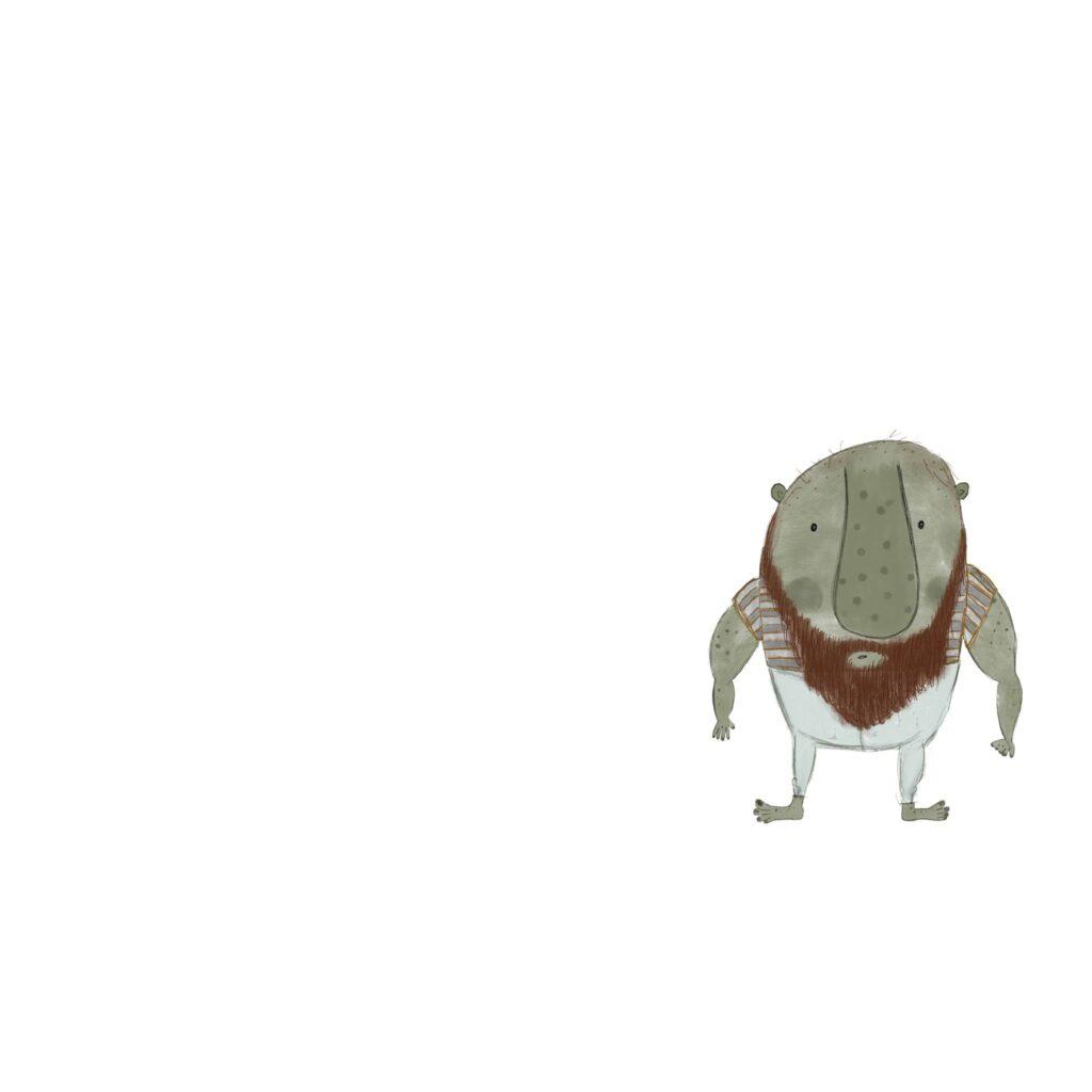 Olli Troll lillemo