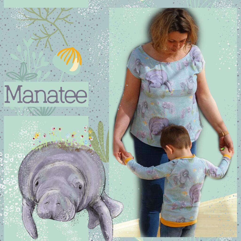 Manatee von Tante Gisi