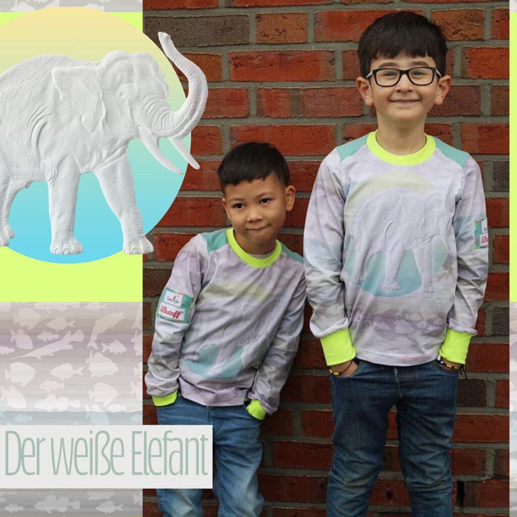 Elefanten von Tante Gisi