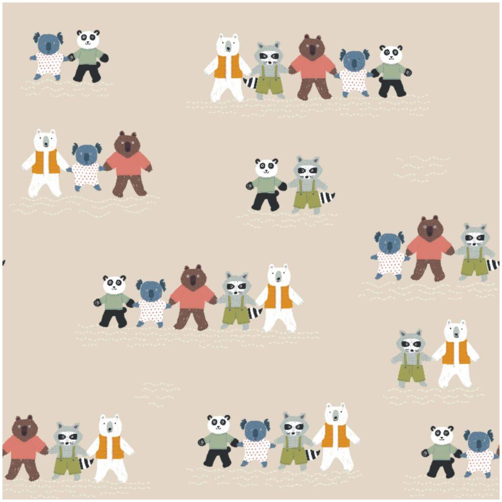 Stoff bears united